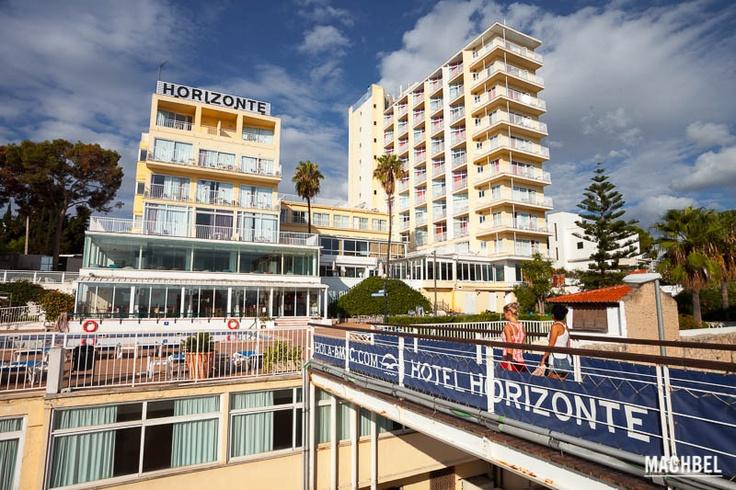 Hotel Horizonte, en Palma de Mallorca, Islas Baleares. $45