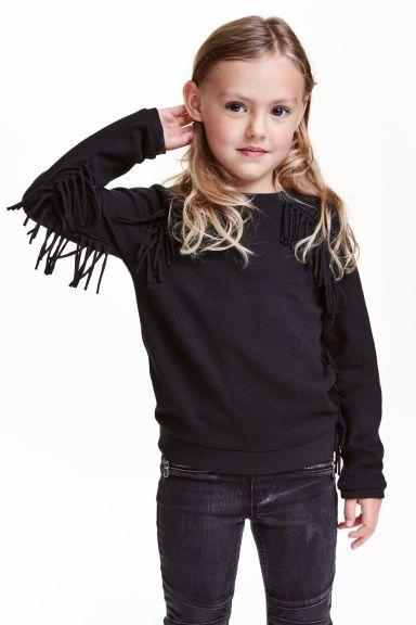 £6 Fringed jumper | H&M  http://www2.hm.com/en_gb/productpage.0442568002.html