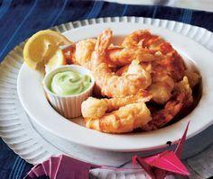 Masterclass tempura prawns | ASDA Recipes