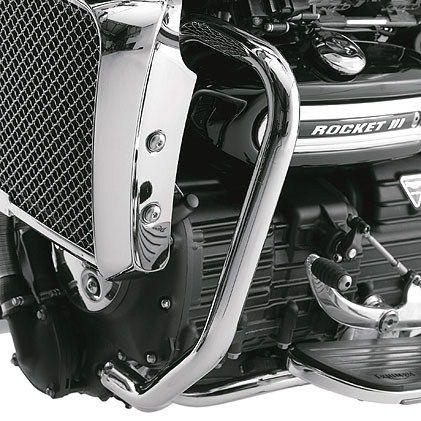 Triumph Rocket III Front <b>Engine</b> Dresser Bars A9758099   <b>Bikes</b>