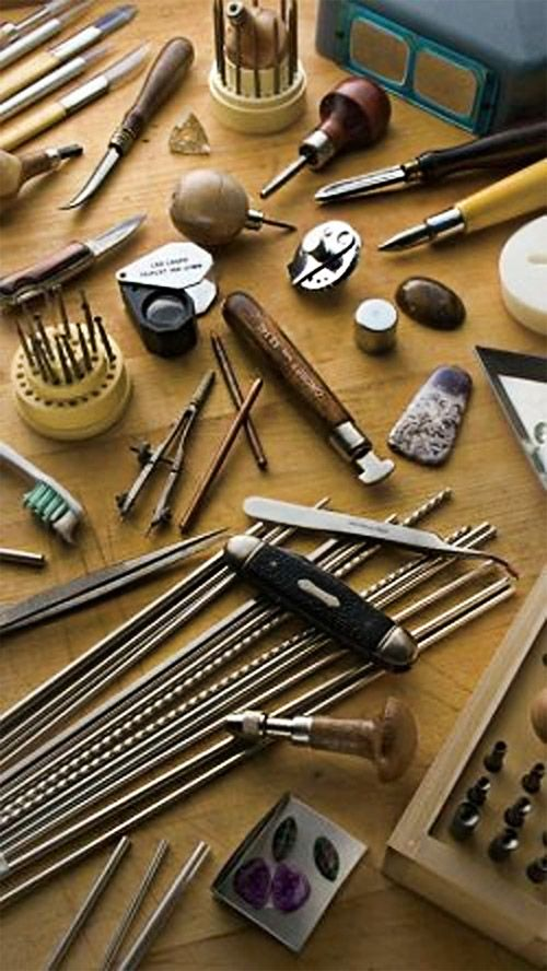 Essential Tools For Your Makeup Bag: 65 Best Creating Bezels Images On Pinterest