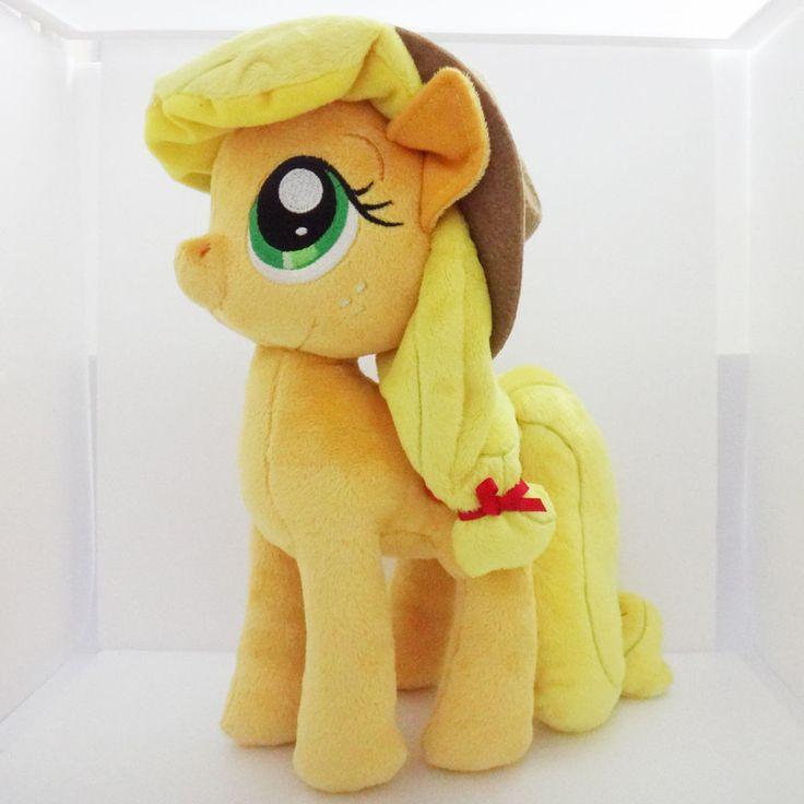 New Nici My Little Pony Applejack 11.8in 30cm Plush Doll 3+ Girls #Nici