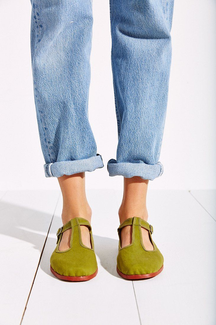 T-Strap Mary Jane - Urban Outfitters