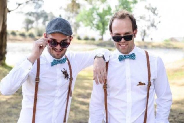 Genuine Leather Suspenders by Eden&Co Quality Leather Goods. Unique suspenders are ideal for any function, from informal to formal. Perfect for weddings and matric dances!