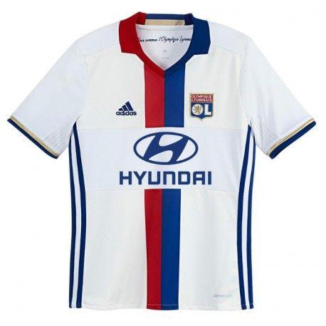 Maillot Olympique Lyonnais Enfant 2016-2017 Domicile
