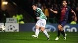Tony Watt (Celtic FC)   FC Barcelona 1-2 Celtic. 07.11.12.
