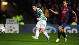 Tony Watt (Celtic FC) | FC Barcelona 1-2 Celtic. 07.11.12.
