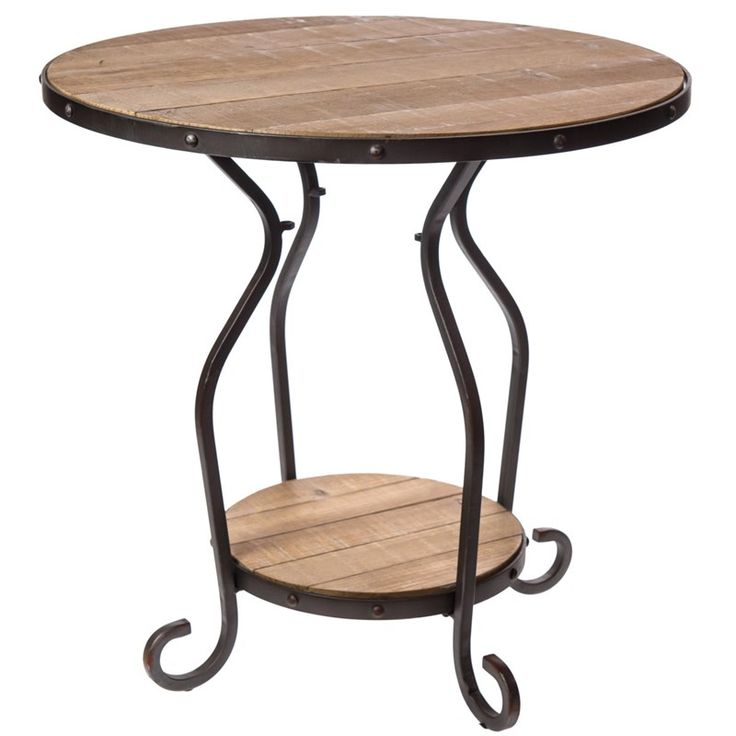 Wooden Planks Side Table | Collections | Horse - Cracker Barrel Old Country Store