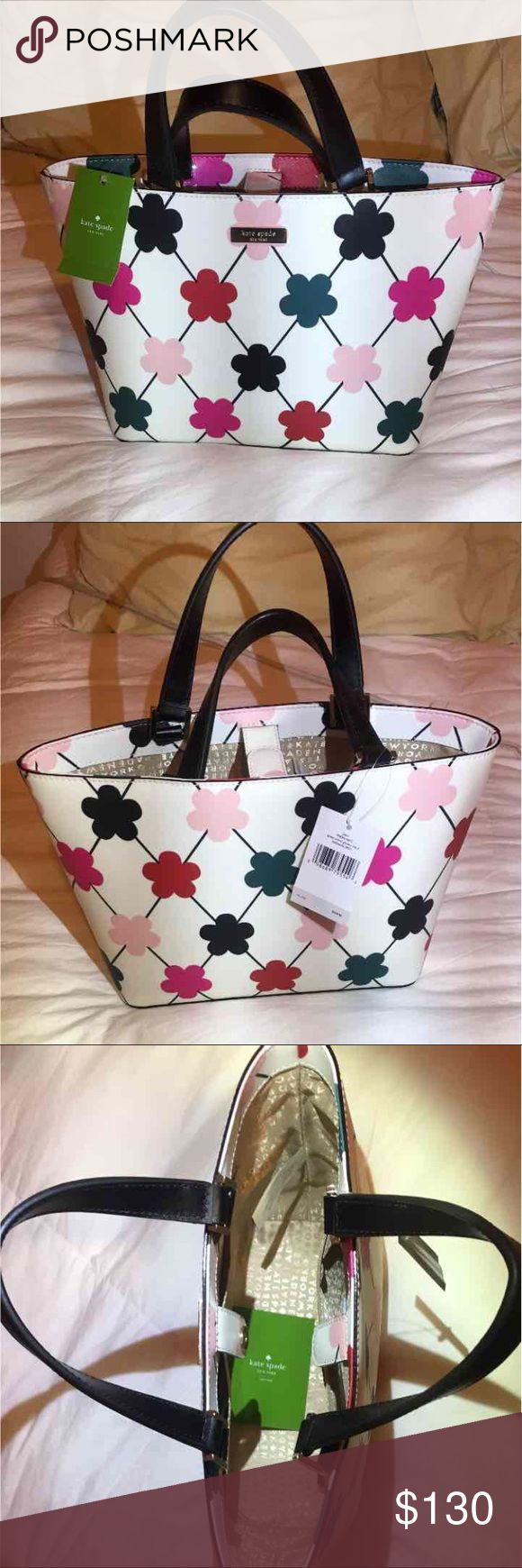 AUTHENTIC Kate Spade Purse Authentic Kate Spade Purse. Style is called Juno. This purse suggested retail price is $228. There is a very small mark that can barely be seen. It is only noticeable if you squint your eyes and stare at it for a while. Also at this moment price is non negotiable. NO TRADES!!!!! kate spade Bags Satchels