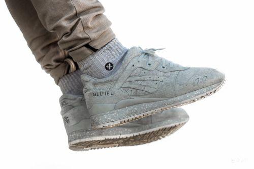 http://SneakersCartel.com Reigning Champ x Asics Gel Lyte III - Grey - 2016 #sneakers #shoes #kicks #jordan #lebron #nba #nike #adidas #reebok #airjordan #sneakerhead #fashion #sneakerscartel http://www.sneakerscartel.com/reigning-champ-x-asics-gel-lyte-iii-grey-2016/