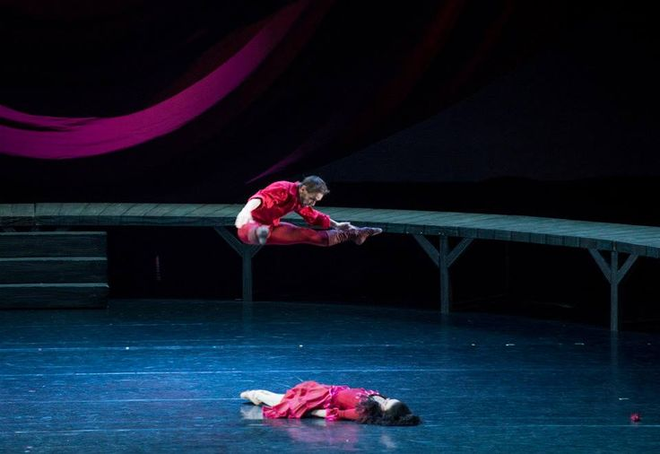 Luis Ortigoza and Andreza Randisek in Carmen by Marcia Haydée