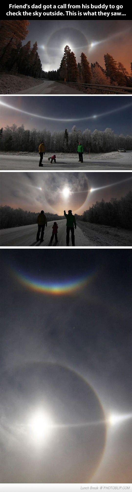 Very Unusual Sky