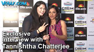 Must Watch Exclusive Interview with #TannishthaChatterjee in 8th #JagranFilmFestival 2017   #Interview #JagranFilmFestival #JFF #Bollywood #Veblr #Event