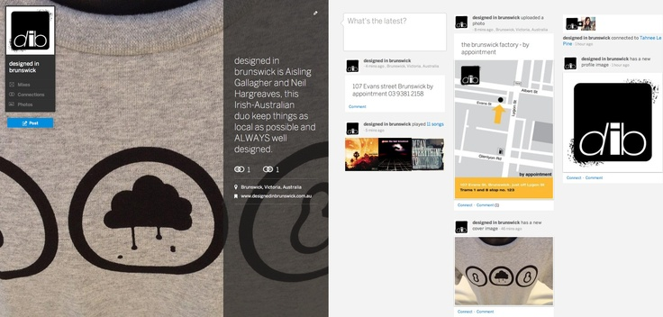 hmmmmmmmm new myspace? Company logo
