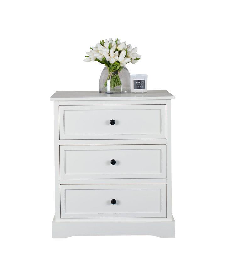 Elise Bedside Table - Tables & Drawers - Furniture - Bedroom
