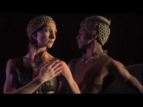 (8) 蘭伯特舞蹈團 Rambert Dance Company -《牧神的午後》L'Après-midi d'un faune - YouTube