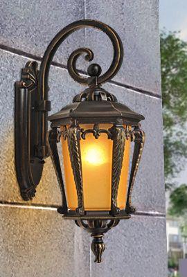 Уличный настенный светильник Генуя G1592 M