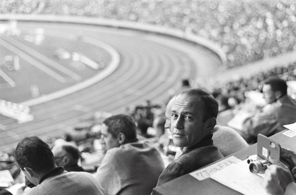 Antoine Blondin.  Jeux Olympiques Tokyo.1964.