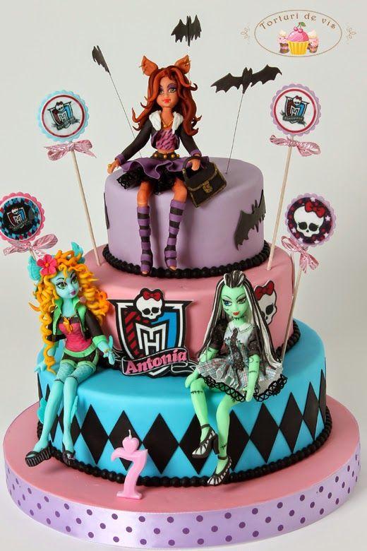 Monster High pentru Antonia