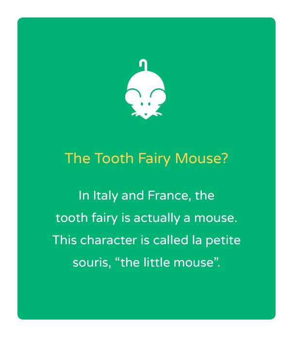 france tooth fairy