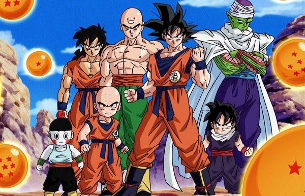 Dragon Ball Z Cartoon Characters Names : Dragonball z main characters pinterest