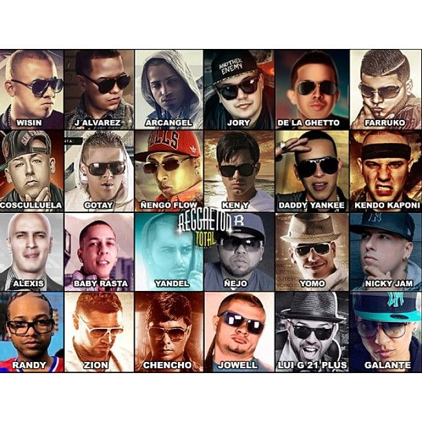 Reggaeton All Stars Betoo Pinterest Reggaeton Music And
