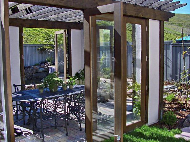 1000 Images About Garden And Patio Wind Protection Idea S