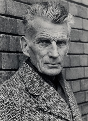 Samuel Beckett >>> What a beautiful face this man had.