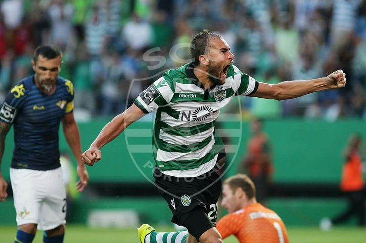 Bas Dost | Sporting Clube De Portugal 3 x 0 Moreirense (11/09/2016)