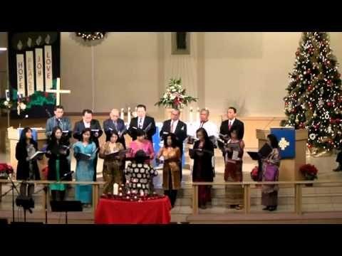 Natal Koor Natal HKBP Ontario, California