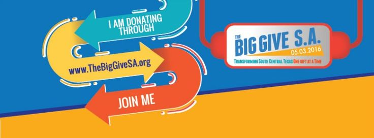 On May 3, The Big Give S.A. encourages San Antonians to donate to their favorite local nonprofits over the course of 24 hours.
