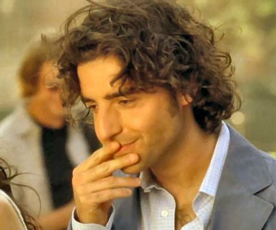 David Krumholtz a.k.a Charlie Eppes in the Numbers.