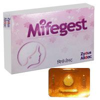 Mifepristone abortion pill is the primary pill which acts as a anti progesterone to terminate the unintended pregnancy successfully.