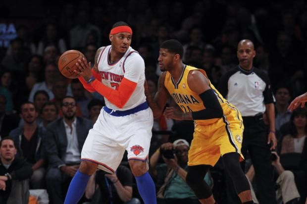Cavs Had Deal In Place For Carmelo  Paul George On Draft Night
