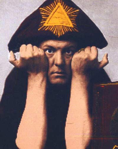 Aleister Crowley                                                                                                                                                      More