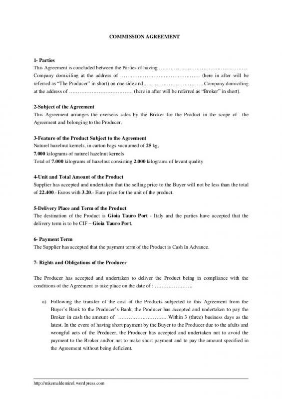Free Contractor Agreement Template Roofing Contract Contractor