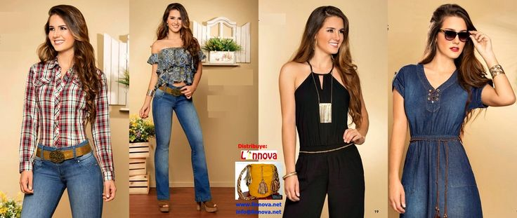 AA0215 - Jeans & Blusas