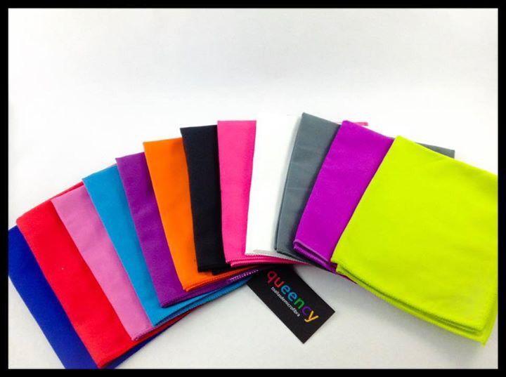 11 padrísimos colores. Toallas Microfibra queency