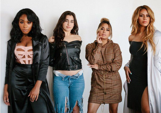 Fifth Harmony for Vogue