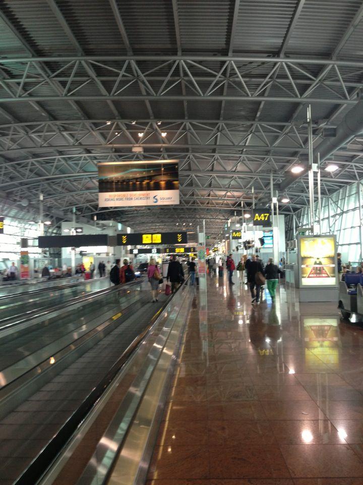 Brussels Airport (BRU) in Zaventem, Vlaams-Brabant