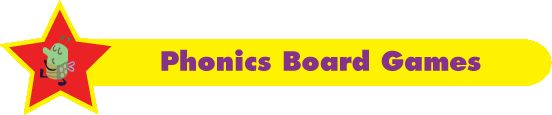 Free Phonics Board Games: Children's Songs, Children's Phonics Readers, Children's Videos, Free Educational Materials, Reading, ABCs, Alphabet, Free Printables, Free Flashcards and Much More! - Fun Kids English : Fun Kids Songs, Fun Phonics Readers, Fun Kids Videos, Free Printables, Flashcards, Posters, Games and More!