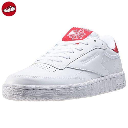 Reebok Herren Schuhe / Sneaker Club C 85 EL weiß 45.5 - Reebok schuhe (*Partner-Link)