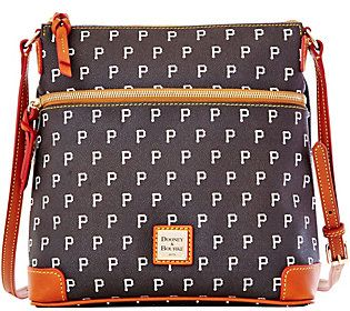 Dooney & Bourke MLB Pirates Crossbody