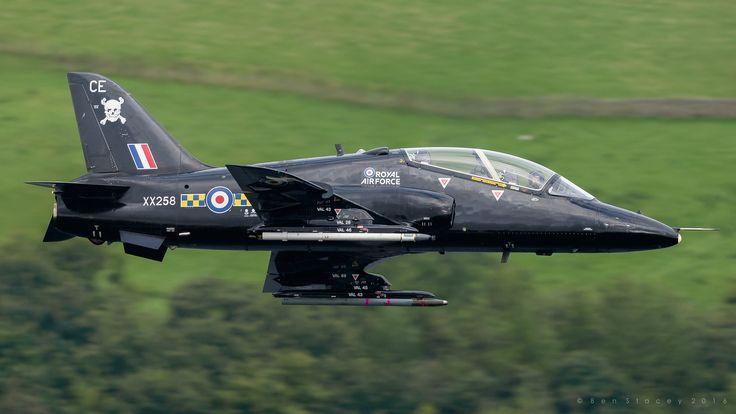 RAF Leeming BAE Systems Hawk T.1 XX258