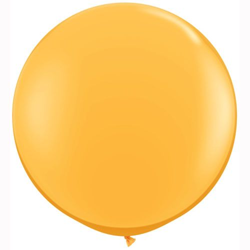 Sorbet Giant Balloons and Giant Wedding Balloons by The Giant Balloon Company. www.thegiantballooncompany.com *Goldenrod*