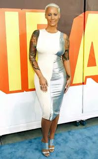 "Welcome to Yahya Mubarak's blog: Amber Rose No Longer Cares If You Call Her a ""Slut..."