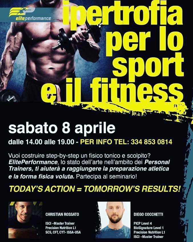 Amazing seminar..I want to learn as much as possibile to be a great coach for my clients... #training#fitness#bodybuilding#competition#fitnesscontest#diet#hypertrophy#followme#onlinecoach#personaltrainer#wbff#ibff#