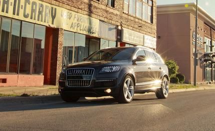 Car and Driver long-term 2011 Audi Q7 review