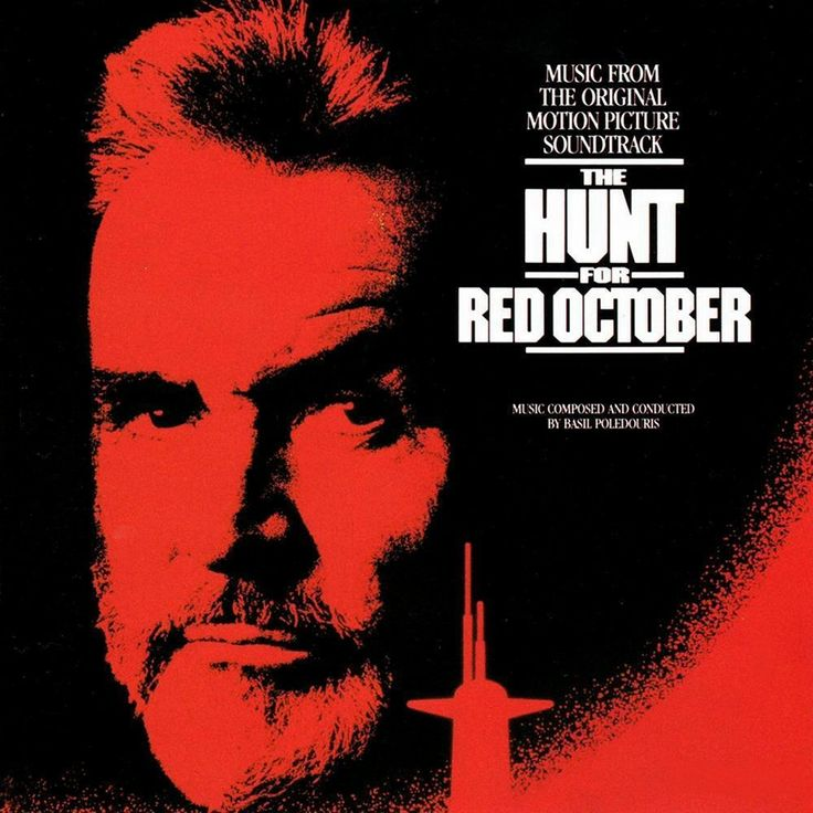 Hunt for Red October.