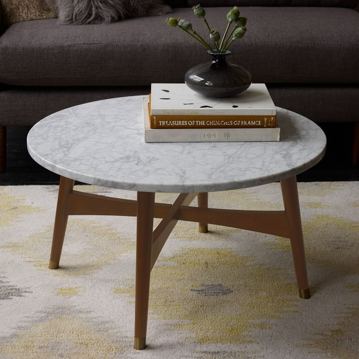 Reeve Mid-Century Coffee Table